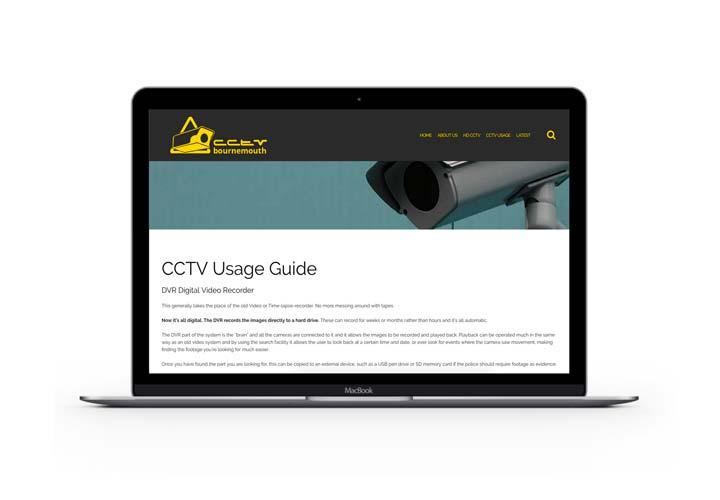 CCTV Usage